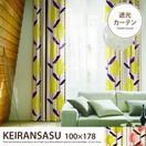 【g9270】カーテン 遮光カーテン 【100cm×178cm...