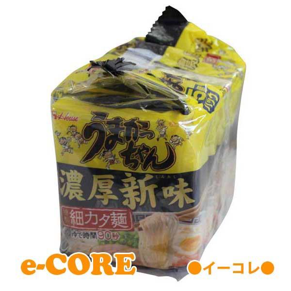 うまかっちゃん 濃厚新味とんこつ 5食 九州の味ラ...