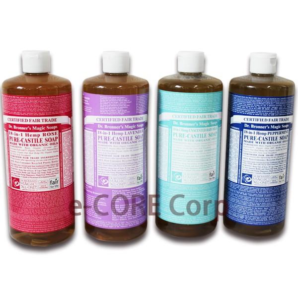 Dr.ブロナー マジックソープ 946ml Magic Soap...