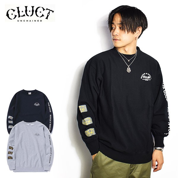 CLUCT クラクト CC-ROUGH N TOUGH SW  クルー ス...