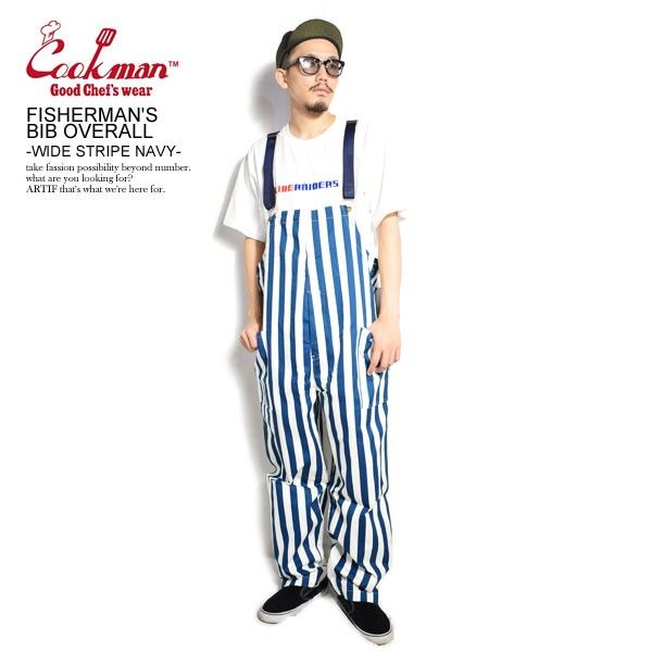 COOKMAN クックマン FISHERMAN'S BIB OVERALL -WI...