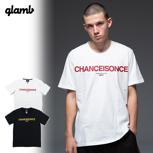 glamb×CHANCE IS ONCE 先行予約 4月下旬〜5月上...