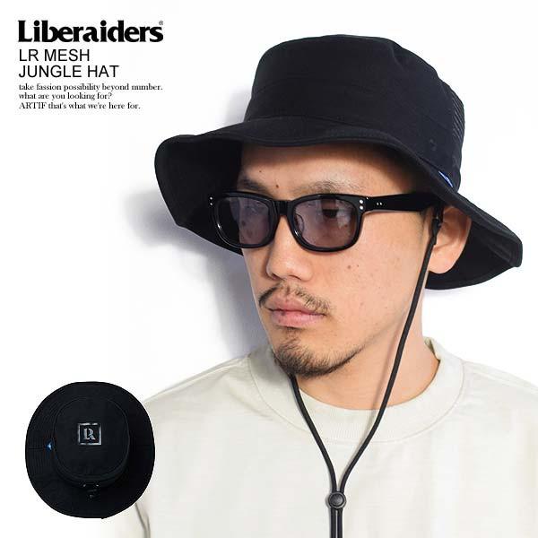 Liberaiders リベレイダース LR MESH JUNGLE HAT ...
