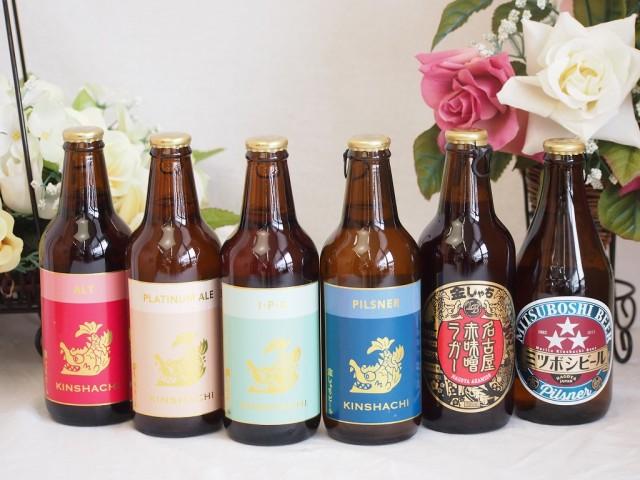 セレクション地ビール6本セット 厳選クラフトビール飲み比べ6本セット(全国版)No.2 飲み比べ6本セット 330ml×6本