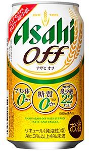 アサヒ オフ off 新ジャンル 350ml缶 バラ 1...