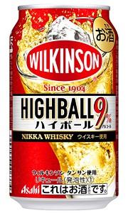 アサヒ ウィルキンソン・ハイボール 350ml缶 ...