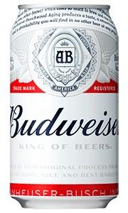 バドワイザー 外国ビール 355ml缶 バラ 1本【...