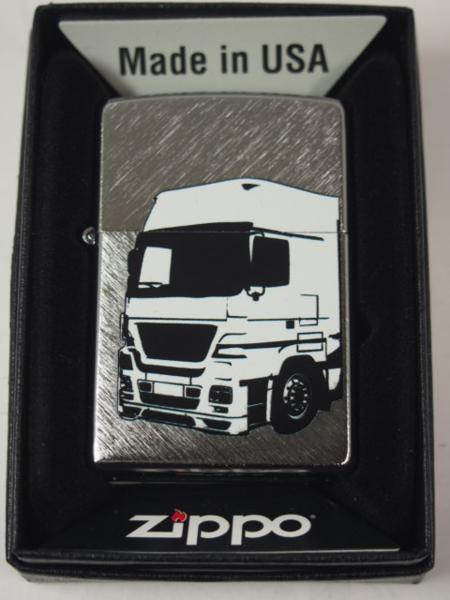 ジッポーZippo Truck // トラック // トレーラー ...