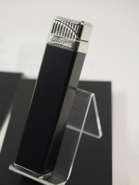 SAROMEサロメ  電子ライター/ ブラック/シルバー ...