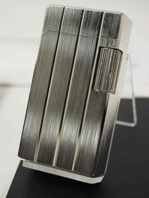 日本製 SAROMEサロメ・ガスライター #SD1-47 シル...