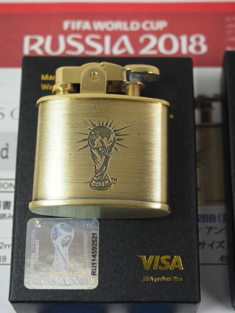 限定 RONSON ロンソン/FIFA WORLD CUPスタンダー...