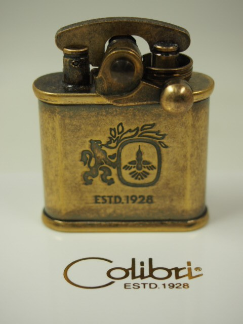 Colibri コリブリ  オイルライター308-0031 ブラ...