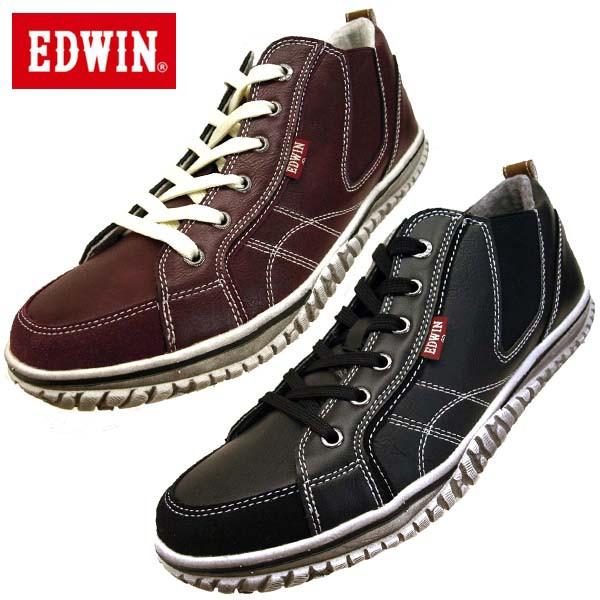 [送料無料]エドウィン EDWIN 7539 サイドゴア ス...