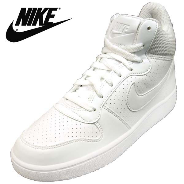 ナイキ WMNS NIKE COURT BOROUGH MID SL 845731-1...