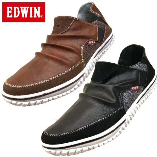 [送料無料]エドウィン EDWIN 7535 バブーシュ ス...