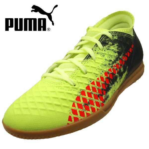 プーマ PUMA FUTURE 18.4 IT Jr 104337-04 フュー...
