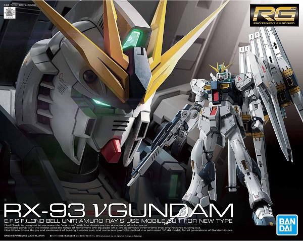 4573102578426:RG 1/144 (032)RX-93 νガンダム (...