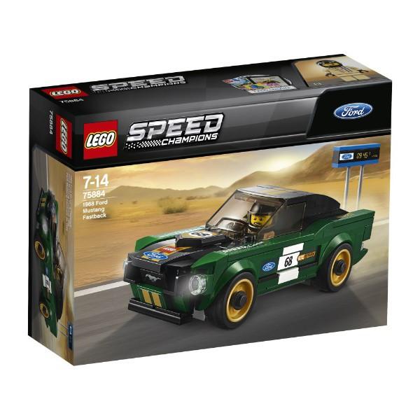 5702016109054:レゴ スピードチャンピオン 1968 ...