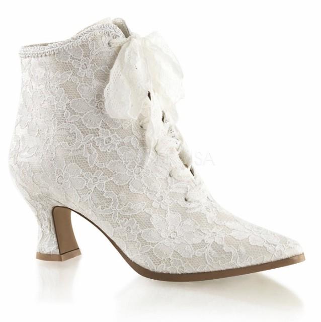 取寄せ靴 FABULICIOUS ファブリシャス ブーティ 7...