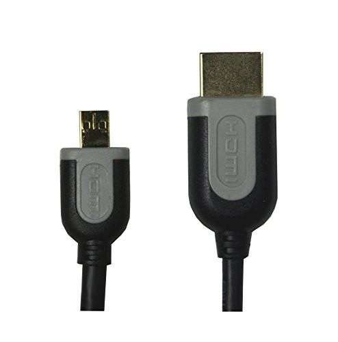 スマホ等をテレビに映す HDMI変換ケーブル2m(...