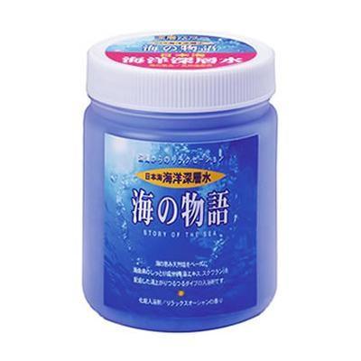 五洲薬品 入浴用化粧品 海の物語 ソルトボトル...