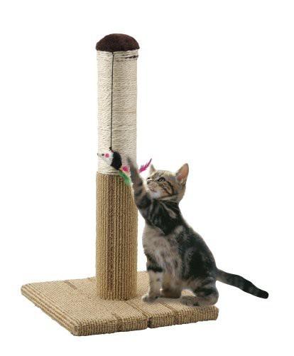 マルカン 猫用爪とぎ どこでもツメとぎタワー CT-...