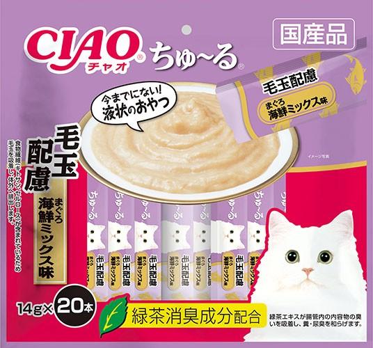 (まとめ買い)いなばペットフード CIAO ちゅ〜る...