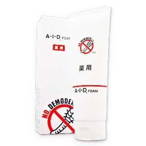 AIDフォーム(顔ダニ・ニキビ用薬用洗顔フォーム)...