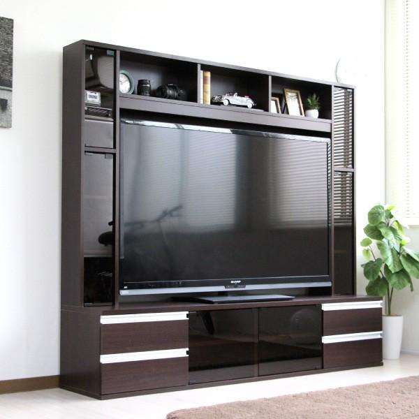 【送料無料!ポイント2%】ゲート型TV台 180cm幅 ...