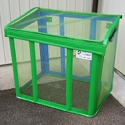 自立ゴミ枠 折りたたみ式 緑 430l 9778 軽量 コンパクト 折りたためみ式 カラス対策 分別収集 固定 簡単 インテリア小物 置物 ゴミ箱 の通販はau Pay マーケット 全品送料無料ゆとり生活研究所