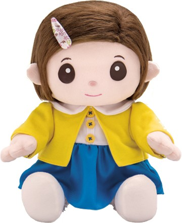 送料無料・即納【しゃべる人形 おりこうのんちゃ...