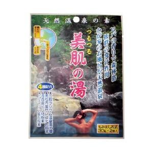 【つるつる美肌の湯 (30g×2袋入)×18セット】北...