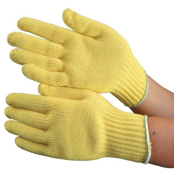 ミドリ安全 作業手袋 ケブラー繊維製 KB-100 滑り...