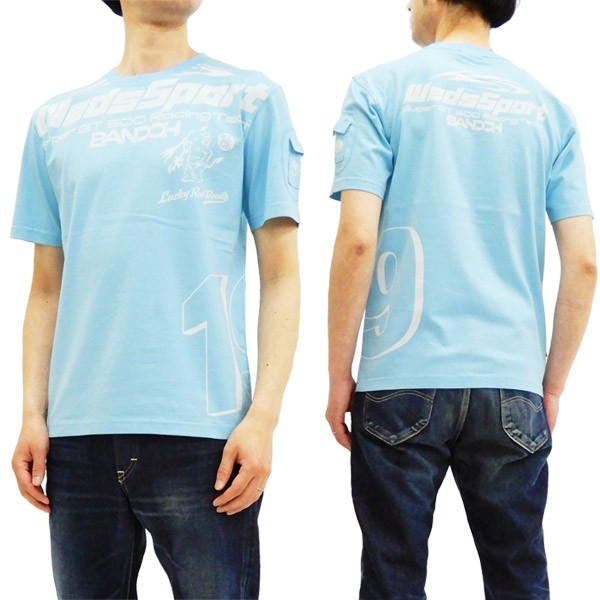 テッドマン Tシャツ WEDSTEE-08 カミナリ WedsSpo...