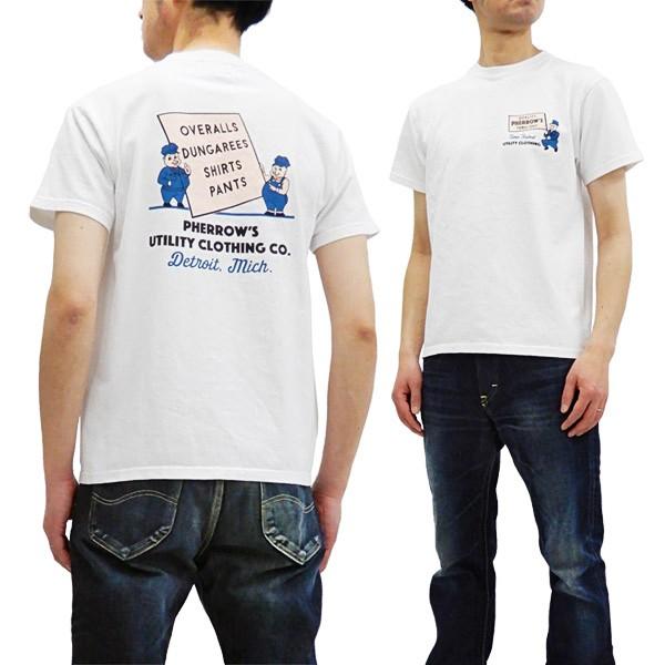 フェローズ Tシャツ 19S-PT6 Pherrows Pherrows ...