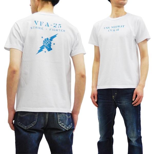 バズリクソンズ Tシャツ BR78290 VFA-25 Buzz Ric...