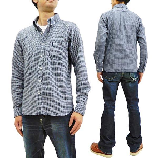サムライジーンズ ボタンダウンシャツ SJBD19-L01...