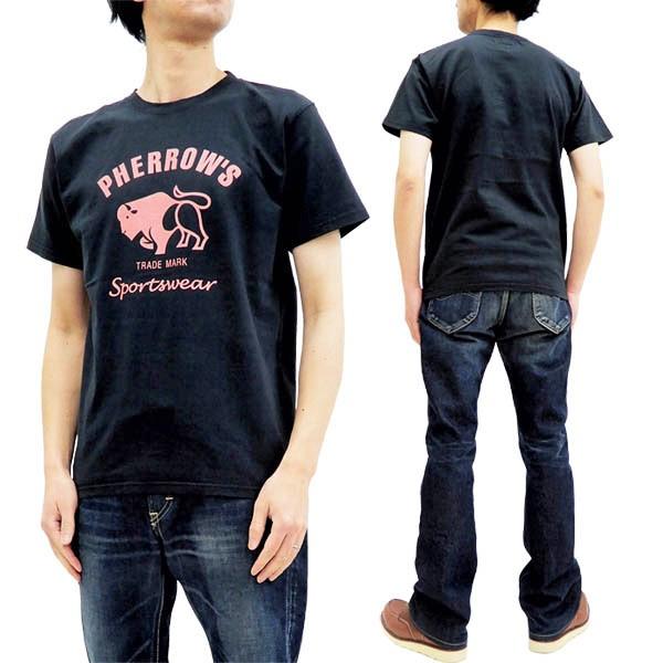 フェローズ Tシャツ PT2 Pherrows Pherrows 定番 ...