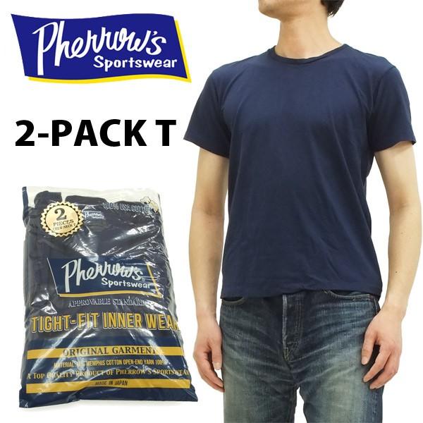 フェローズ Tシャツ 2-PACK T pherrows 2パック ...