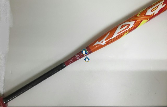 ミズノ 3号 ソフトボールバット AX4 1CJFS308...