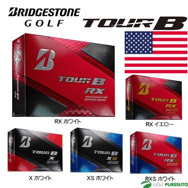 【US仕様】ブリヂストンゴルフ TOUR B ゴルフボー...