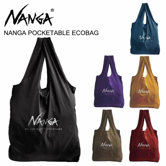 ナンガ(NANGA) NANGA POCKETABLE ECOBAG/エコバッ...