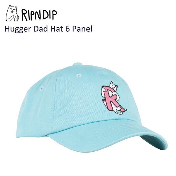 リップンディップ(RIPNDIP) Hugger Dad Hat 6 Pan...