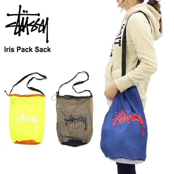 ステューシー(STUSSY) Iris Pack Sack (WMS) エコ...