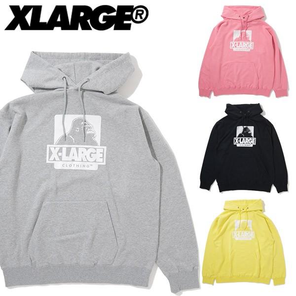 【送料無料】エクストララージ(X-LARGE) OG PULLO...