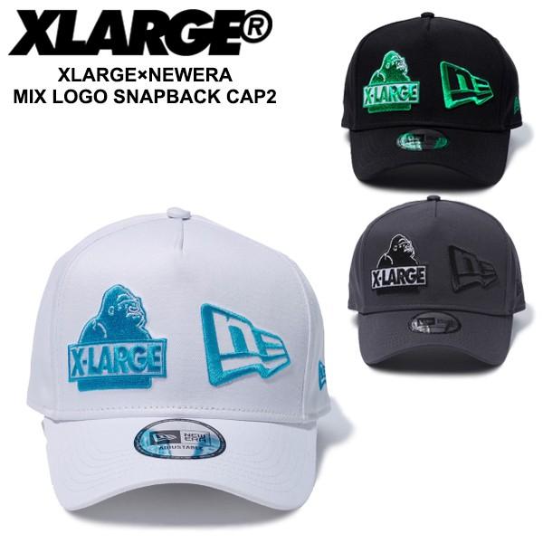エクストララージ(X-LARGE) XLARGE×NEWERA MIX L...