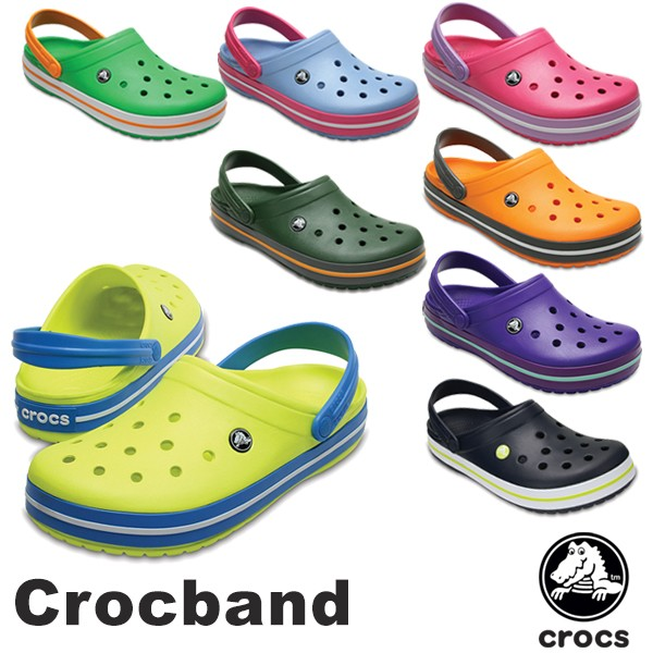 【34%OFF】CROCS Crocband Mens/Ladys クロック...