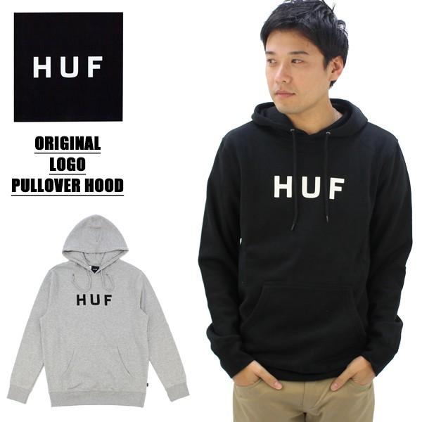 【37%OFF】ハフ(HUF) ORIGINAL LOGO PULLOVER HO...