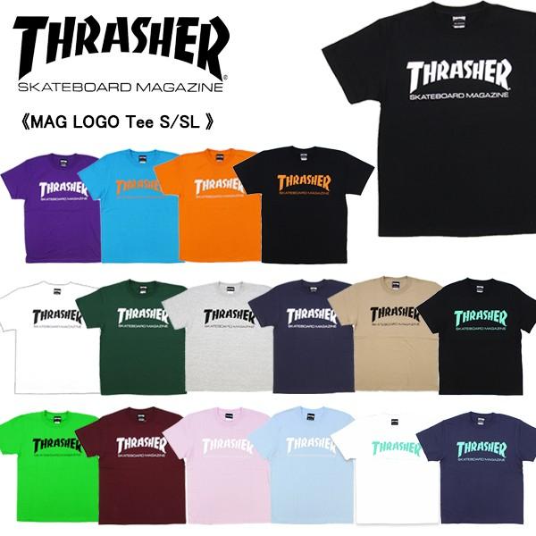 【メール便送料無料】スラッシャー(THRASHER) MAG...