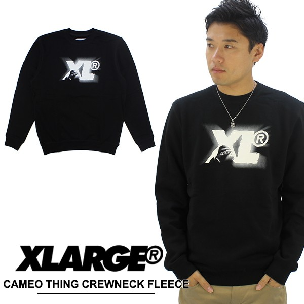 エクストララージ(X-LARGE) CAMEO THING CREWNECK...